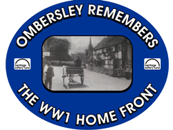 Ombersley Remembers the WW1 Home Front